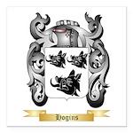 Hogins Square Car Magnet 3