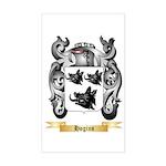 Hogins Sticker (Rectangle)