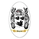 Hogins Sticker (Oval)