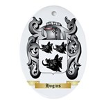 Hogins Ornament (Oval)