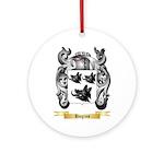 Hogins Ornament (Round)