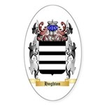 Hoghton Sticker (Oval)