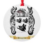 Hoggins Round Ornament