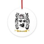 Hoggins Ornament (Round)