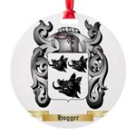 Hogger Round Ornament