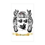 Hogger Sticker (Rectangle 50 pk)