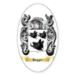 Hogger Sticker (Oval 50 pk)