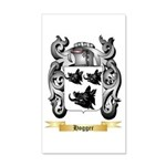 Hogger 20x12 Wall Decal