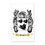 Hogger 35x21 Wall Decal