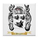 Hogger Tile Coaster