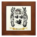 Hogger Framed Tile