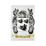 Hogge Rectangle Magnet (10 pack)