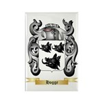Hogge Rectangle Magnet (100 pack)