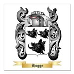 Hogge Square Car Magnet 3