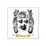 Hogge Square Sticker 3