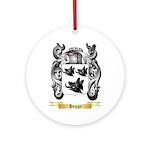 Hogge Ornament (Round)