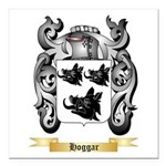 Hoggar Square Car Magnet 3