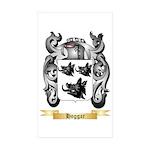 Hoggar Sticker (Rectangle 50 pk)