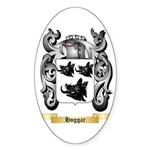 Hoggar Sticker (Oval 50 pk)