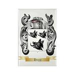 Hogg Rectangle Magnet (100 pack)