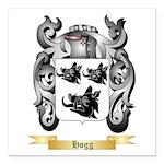 Hogg Square Car Magnet 3
