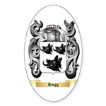 Hogg Sticker (Oval 50 pk)