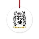 Hogg Ornament (Round)