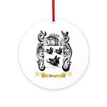 Hoger Ornament (Round)