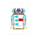 Hogben Sticker (Rectangle 50 pk)