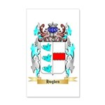 Hogben 35x21 Wall Decal