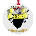 Hogan Round Ornament
