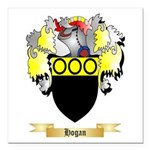 Hogan Square Car Magnet 3