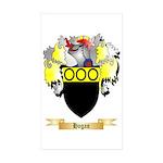 Hogan Sticker (Rectangle 50 pk)