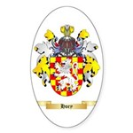 Hoey Sticker (Oval 10 pk)