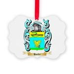 Hoefer Picture Ornament