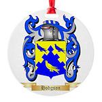 Hodgson Round Ornament
