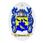 Hodgson Ornament (Oval)