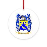Hodgson Ornament (Round)