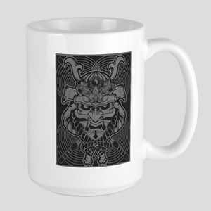 Samurai Rising Stainless Steel Travel Mugs