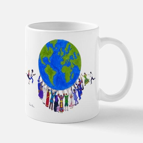 Sharing The Load Mug