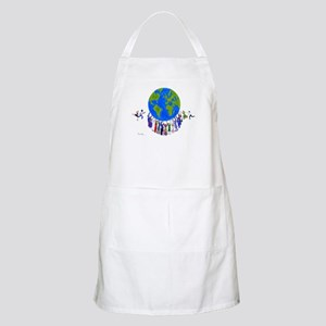 Sharing The Load BBQ Apron