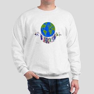 Sharing The Load Sweatshirt