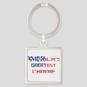 America's Greatest Caddie Keychains