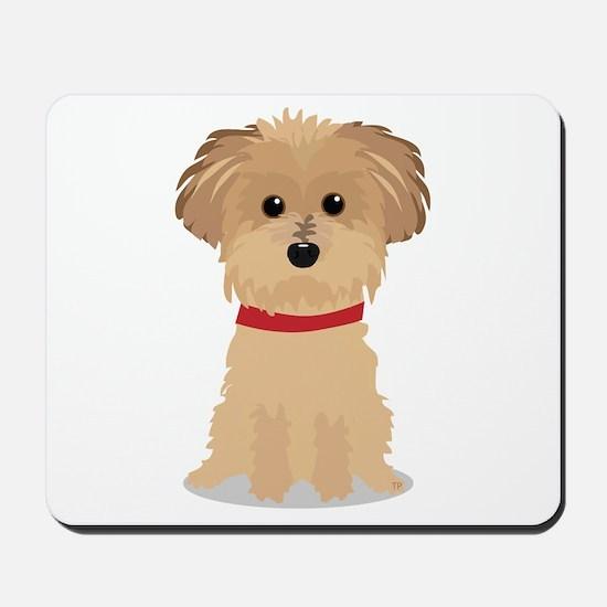 Terrier Puppy Mousepad