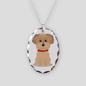 Terrier Puppy Necklace