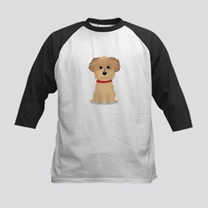 Terrier Puppy Baseball Jersey
