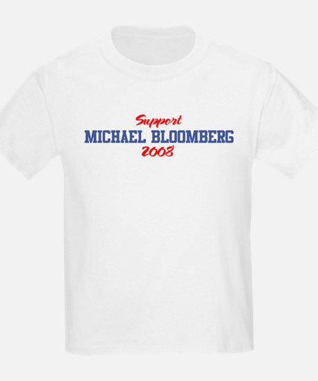 Support MICHAEL BLOOMBERG 200 T-Shirt
