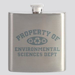 Property Of Environmental Sciences Flask