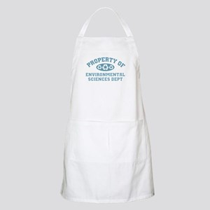 Property Of Environmental Sciences Apron