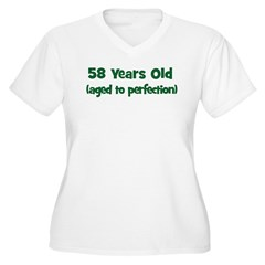 58 Years Old (perfection) T-Shirt
